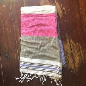Handwoven Cotton Scarf/Wrap